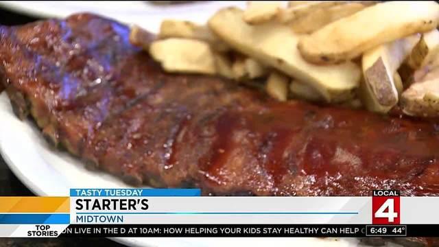 Tasty Tuesday: Starter's