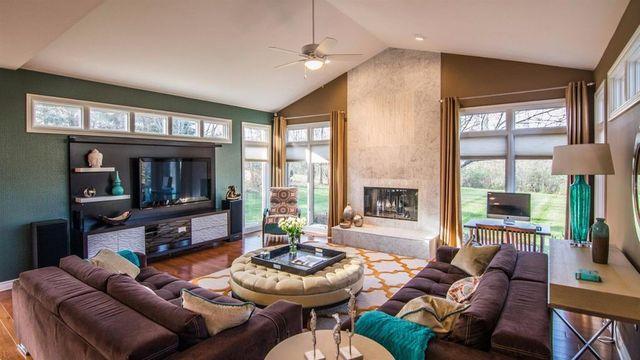Massive designer home for sale on Ann Arbor's west side