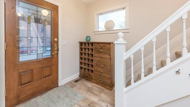 Home with tons of character in Ann Arbor's old west side for sale