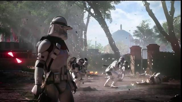 Battlefront 2 battle