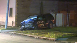 1 dead after crash on Prevost and Hemlock streets on Detroit's west side