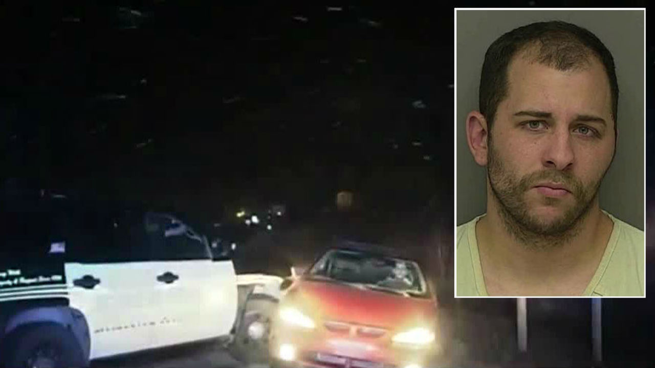 Drunken driver accused of backing into officials, leading police on wild chase in Livingston County