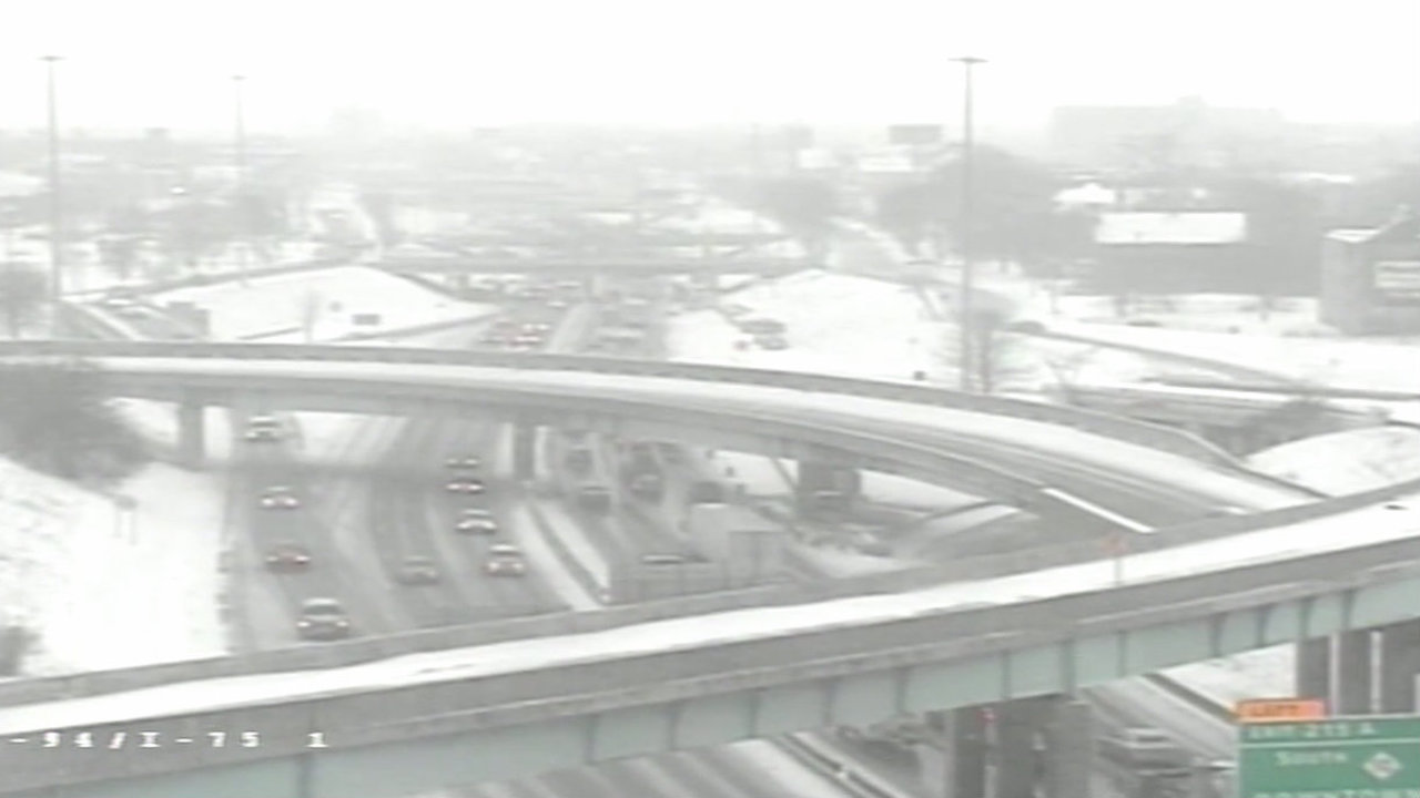 LIVE CAMS: Metro Detroit freeway traffic conditions