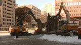 Gilbert breaks ground on skyscraper at Detroit's old Hudson's site