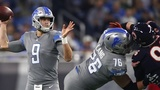 Detroit Lions keep playoff hopes alive with win over Chicago Bears