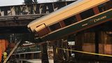 Amtrak train derails in Washington state&#x3b; 6 dead, several injured