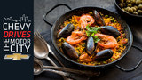 Sticking to the Basics: Spanish Rice Dish Paella in the D