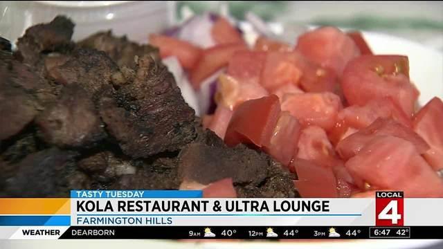 Tasty Tuesday: Kola Restaurant & Ultra Lounge
