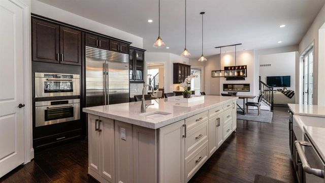 Impressive 6,408-square-foot home for sale in Ann Arbor's Geddes Glen