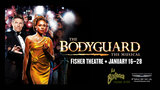 2 tickets to see The Bodyguard at the Fisher Theatre rules