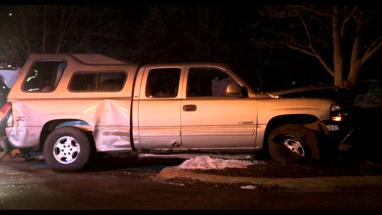 Multiple Collisions Occur During Wayne County Car Chase