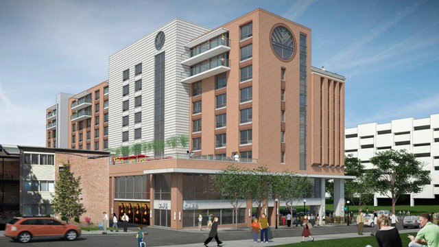 Groundbreaking set for $40M hotel in downtown Ann Arbor this year