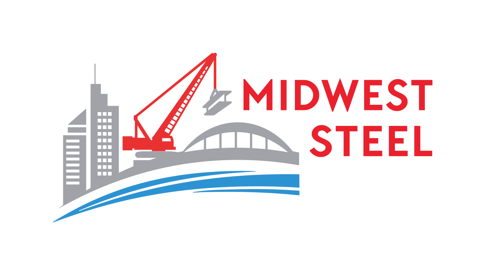 Midwest Steel logo