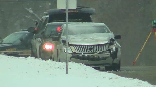 Oakland Hills Car Crash