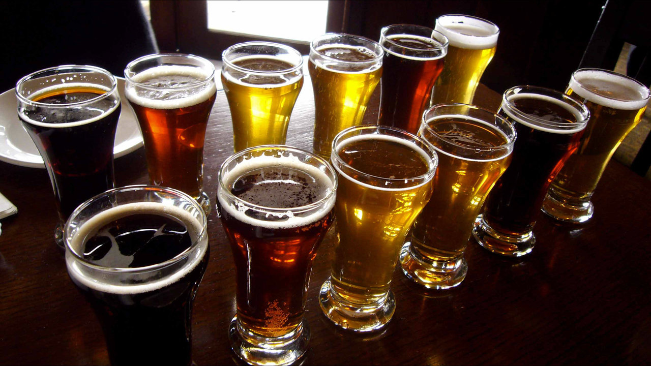 Study Finds Great Lakes Water Beer Have Varying Levels Of