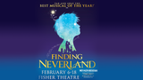 Six tickets to Finding Neverland at the Fisher Theatre in Detroit and a&hellip&#x3b;