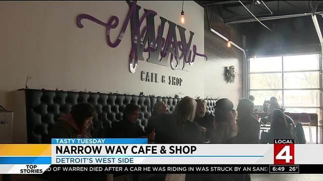 Tasty Tuesday: Narrow Way Cafe & Shop
