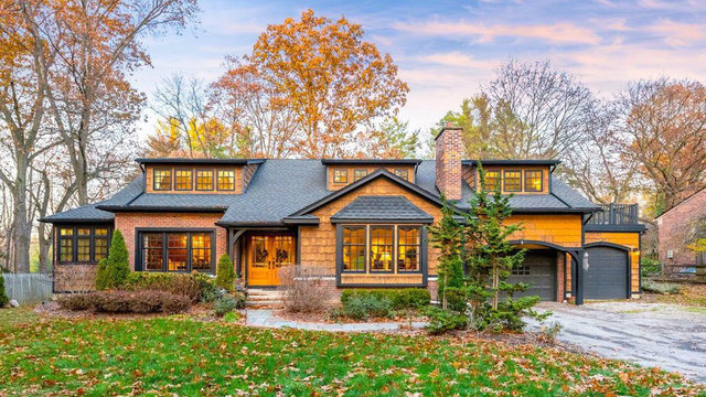 Stunning Cape Cod in Ann Arbor's Angell neighborhood for sale