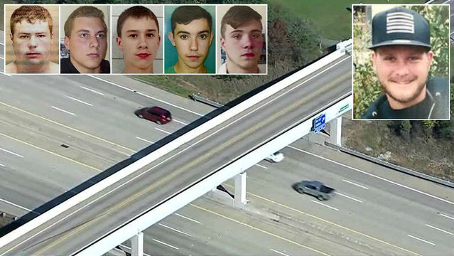 Teens to be sentenced for deadly I-75 rock throwing near Flint