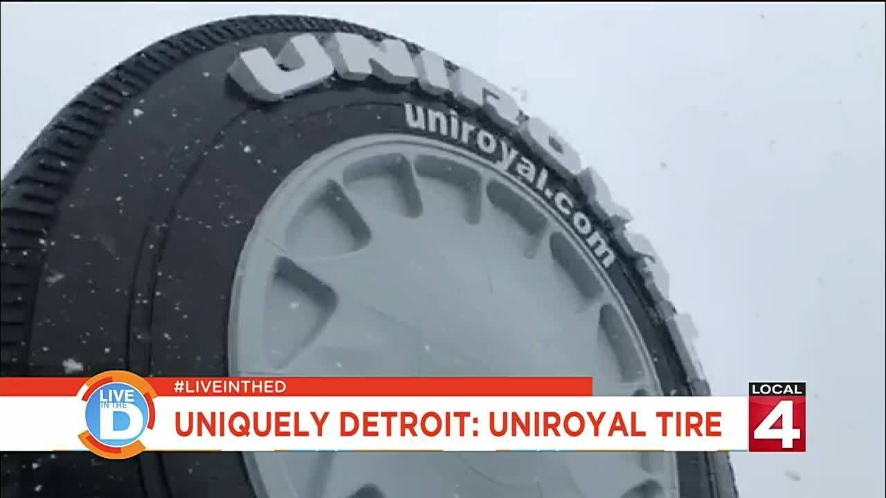 History Behind Michigan S Uniroyal Giant Tire On I 94