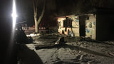 Garage fire in Taylor unrelated to possible meteor spotted over Michigan