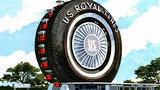 History behind Michigan's Uniroyal Giant Tire on I-94