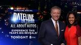 WATCH: 'Dateline Detroit: All About Autos'