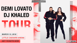 Win 4 tickets to the Tell Me You Love Me Tour featuring Demi Lovato, DJ&hellip&#x3b;