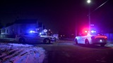Man hit by stray bullet while lying in bed in Southwest Detroit