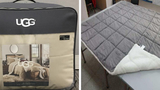 Bed, Bath & Beyond recalls UGG comforter due to mold concerns