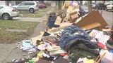 City officials to crack down after debris takes over west side neighborhood