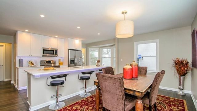 Gorgeous remodel in Ann Arbor's Old West Side listed for $519,900