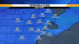 Metro Detroit weather: Temperatures drop after warm, wet stretch