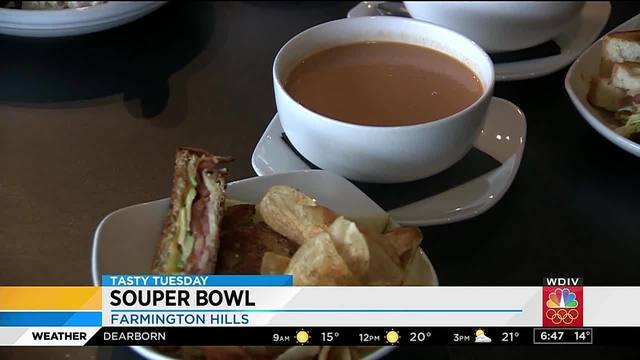 Tasty Tuesday: Souper Bowl