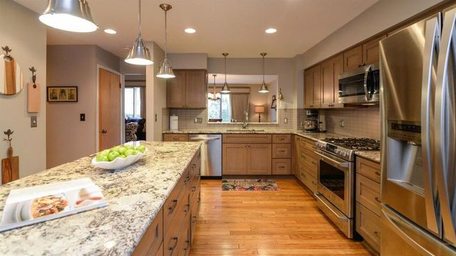 Beautiful, updated town house on Ann Arbor's west side for sale