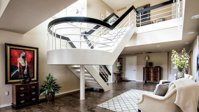 Contemporary luxury penthouse in heart of Ann Arbor for sale