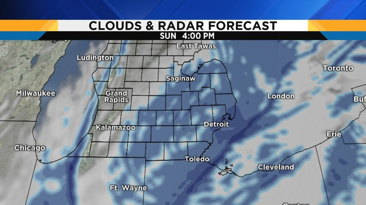 Metro Detroit Weather: Winter Weather Advisory overnight