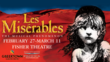 Enter to win tickets to Les Miserables at the Fisher Theatre plus other&hellip&#x3b;
