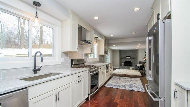 Modern designer home in Ann Arbor Hills is on market