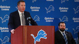 Where in the world is Detroit Lions GM Bob Quinn?