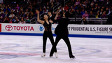 Gold medalist Meryl Davis speaks with Ann Arbor siblings competing in&hellip&#x3b;