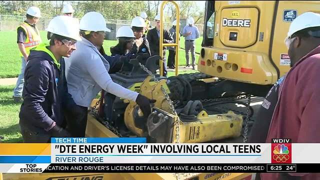 'DTE Energy' week involving local teens