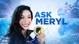 Ask Meryl: Olympic gold medalist Meryl Davis is taking your questions
