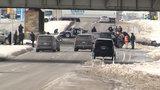 Michigan Avenue repoens at Clark Avenue in Detroit after crash