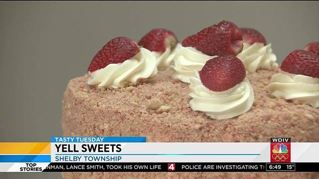 Tasty Tuesday: Yell Sweets