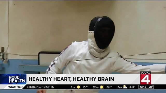 Wellness Wednesday: Healthy heart, healthy brain