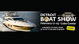 Win a beach gift bag plus 4 tickets to the Detroit Boat Show rules