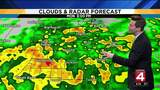 Metro Detroit weather: Rain continues through record warmup