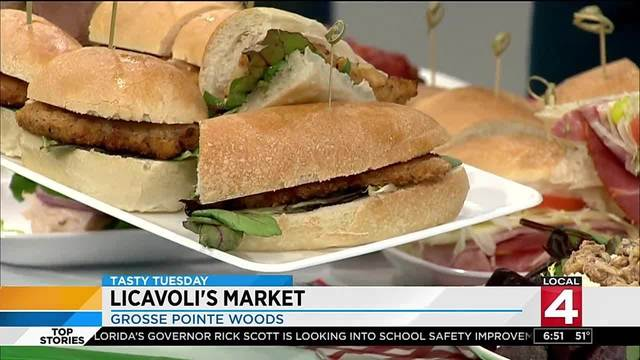 Tasty Tuesday: Licavoli's Market