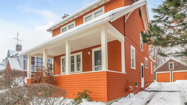 Historic downtown Ann Arbor home for sale